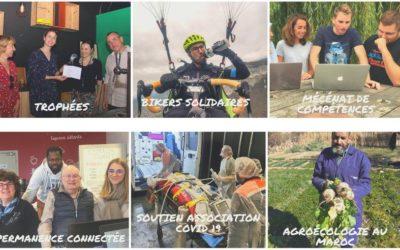 Bilan actions Fondation 2020