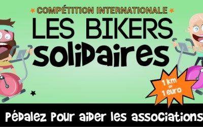 Les bikers de plus en plus solidaires