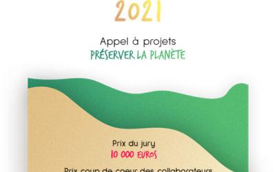 Appel à projets : préserver la planète