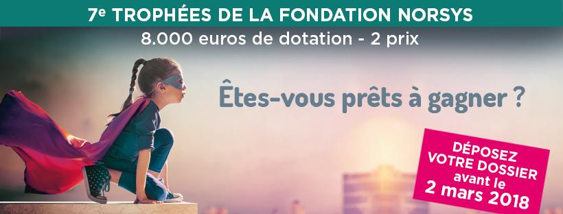 Lancement des Trophées de la Fondation 2018
